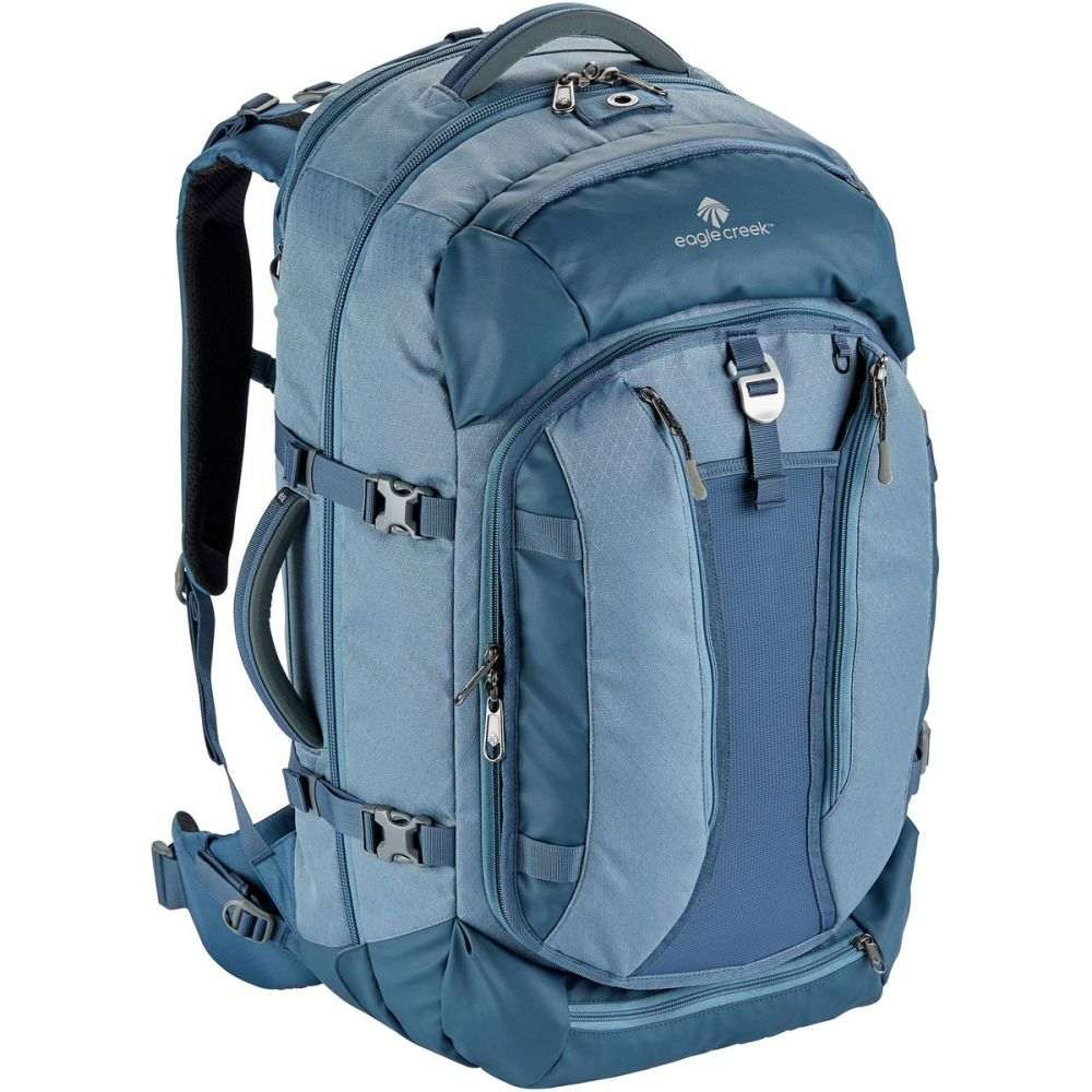 エーグルクリーク Eagle Creek レディース バックパック・リュック バッグ【Global Companion 65L Backpack】Smoky Blue