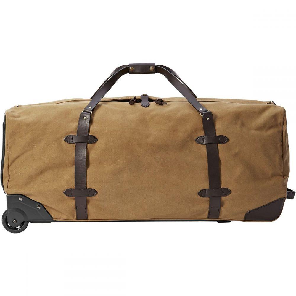 フィルソン Filson レディース スーツケース・キャリーバッグ バッグ【Rolling Duffel Bag - Extra Large】Tan