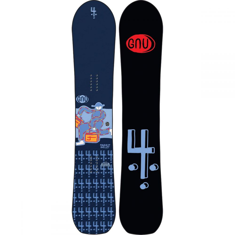 グヌ Gnu レディース スキー・スノーボード ボード・板【4 Snowboard】One Color