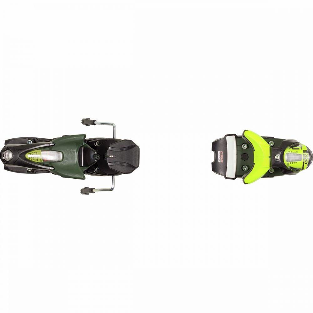 ルック Look レディース スキー・スノーボード ビンディング【SPX 12 GW Ski Binding】Kaki/Yellow