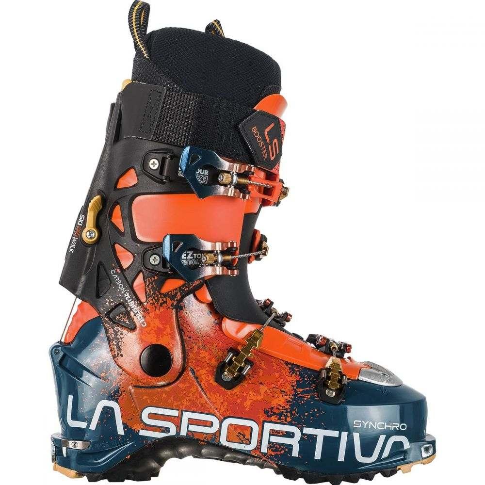 ラスポルティバ La Sportiva レディース スキー・スノーボード ブーツ シューズ・靴【Synchro Alpine Touring Boot】Ocean/Lava