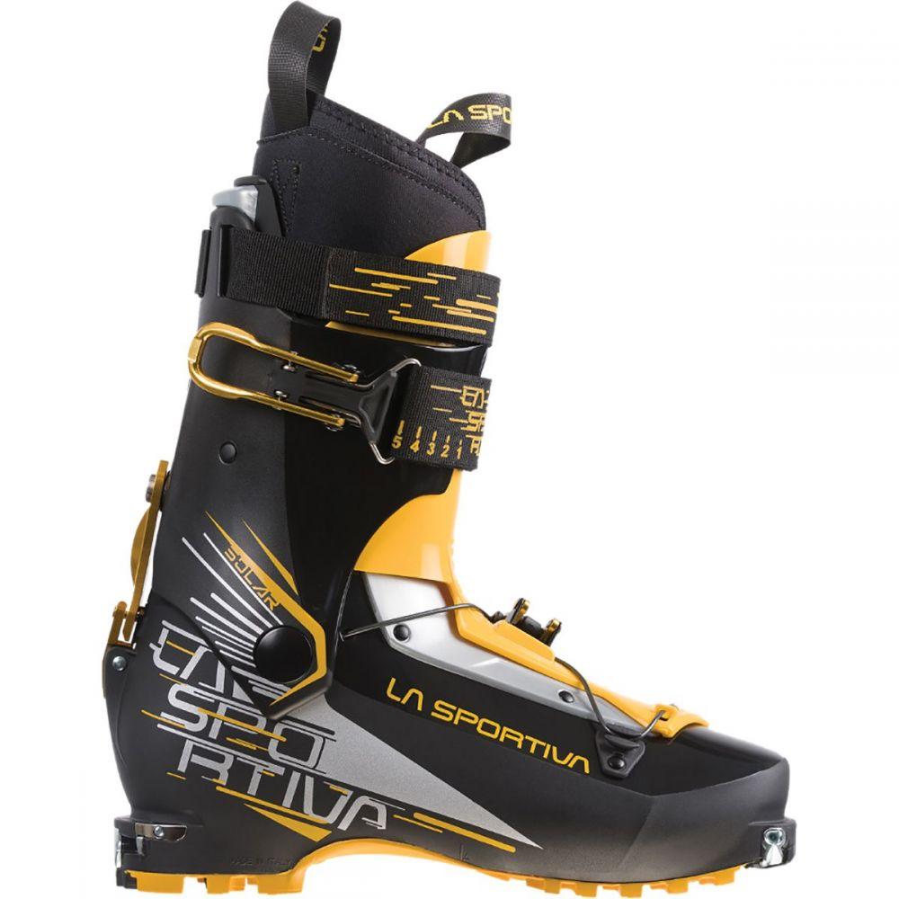 ラスポルティバ La Sportiva レディース スキー・スノーボード ブーツ シューズ・靴【Solar Alpine Touring Boot】Black/Yellow