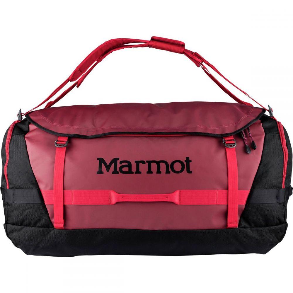 マーモット Marmot レディース ボストンバッグ・ダッフルバッグ バッグ【Long Hauler Expedition 125L Duffel Bag】Brick/Black