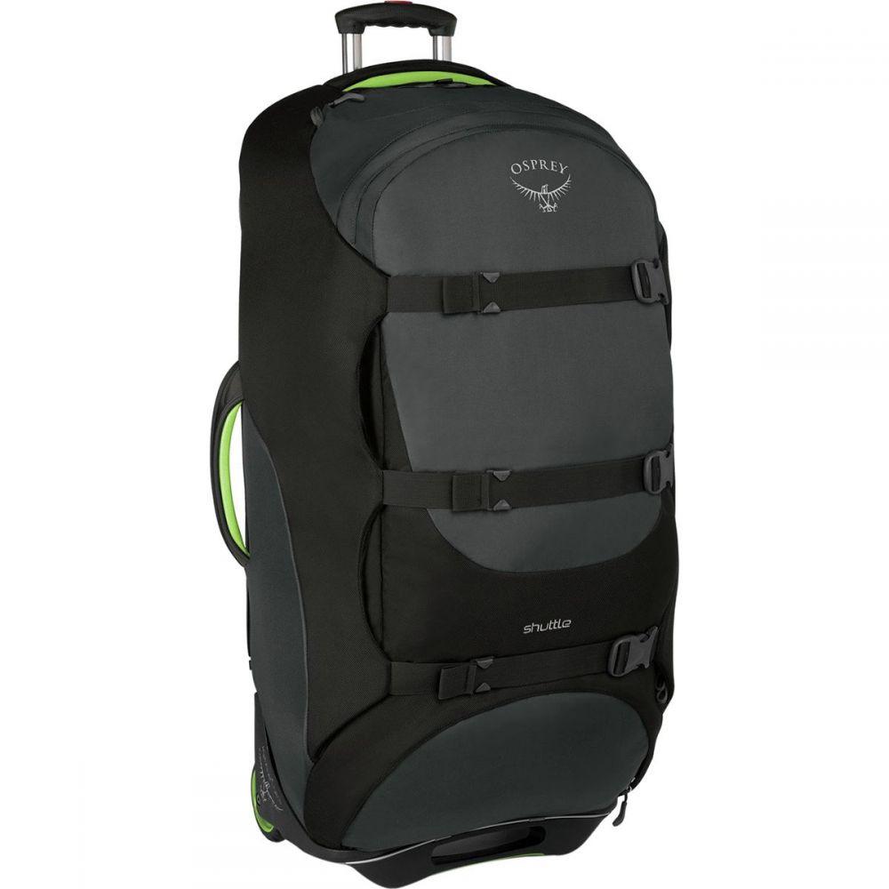 オスプレー Osprey Packs レディース スーツケース・キャリーバッグ ギアバッグ バッグ【Shuttle 130L 36in Rolling Gear Bag】Metal Grey