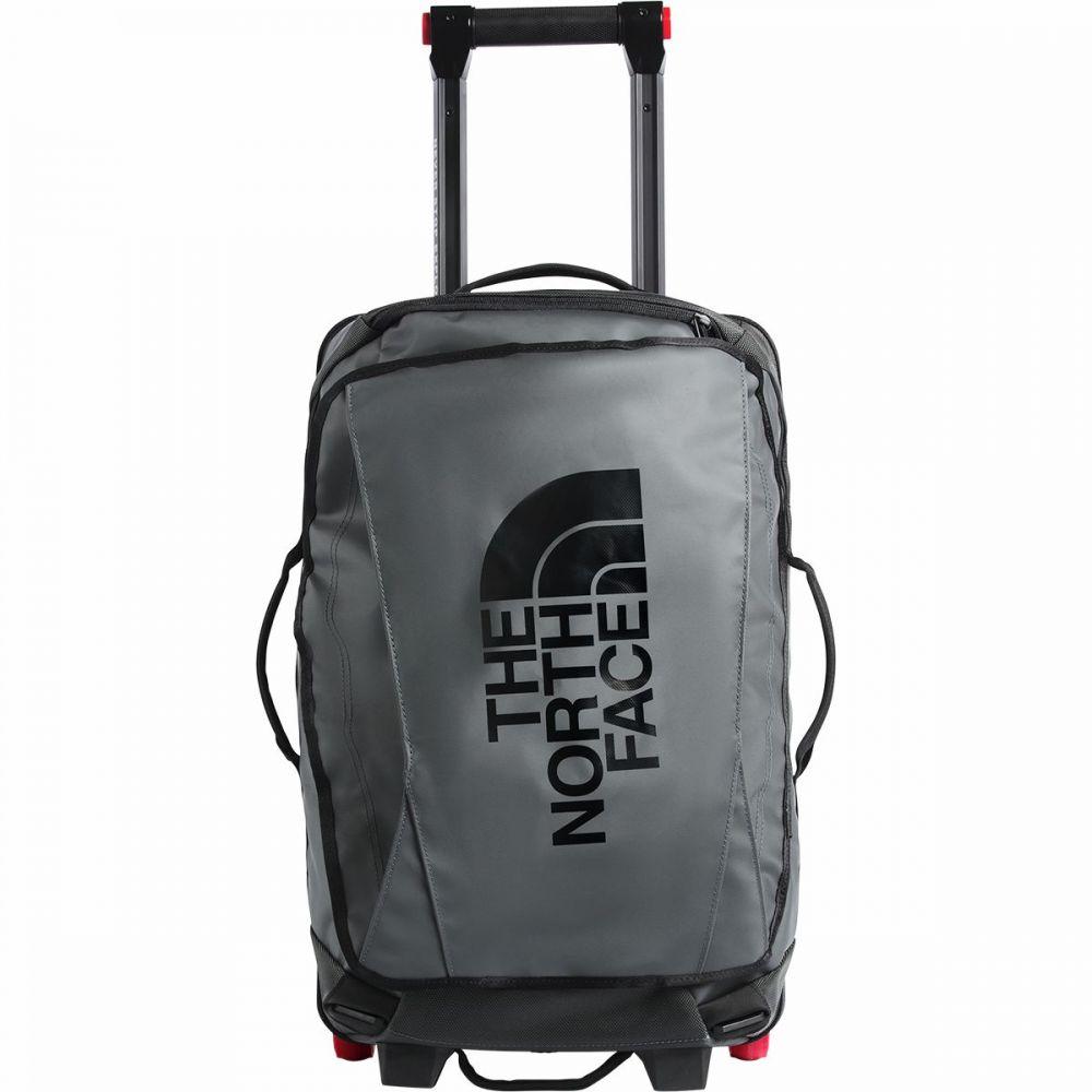 ザ ノースフェイス The North Face レディース スーツケース・キャリーバッグ バッグ【Rolling Thunder 22in Carry - On Bag】Asphalt Grey/Tnf Black