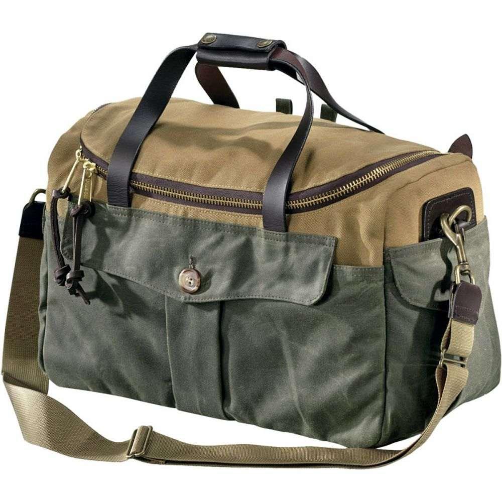 フィルソン Filson レディース スーツケース・キャリーバッグ バッグ【Original Sportsman Heritage Bag】Tan/Otter Green