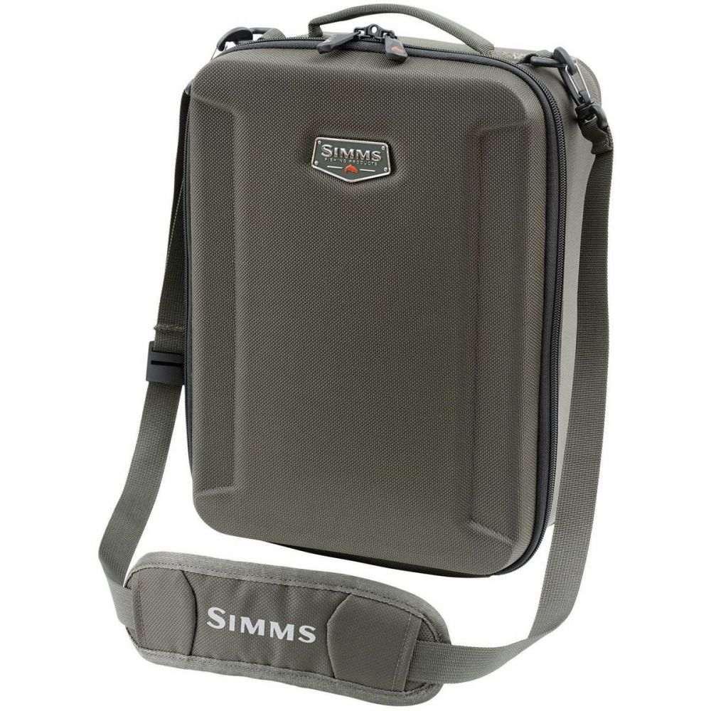 シムス Simms レディース 釣り・フィッシング リール【Bounty Hunter Reel Case - Large】Coal