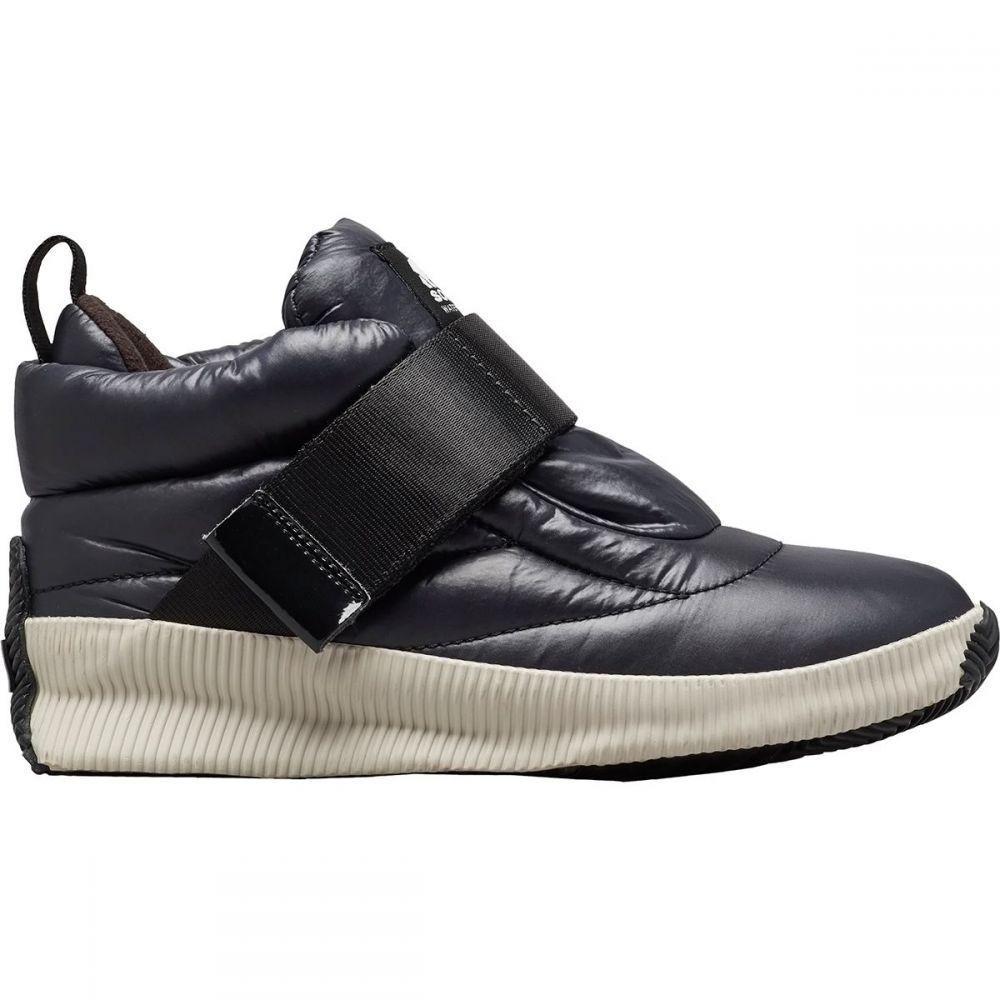 ソレル Sorel レディース ブーツ シューズ・靴【Out N About Puffy Boot】Black