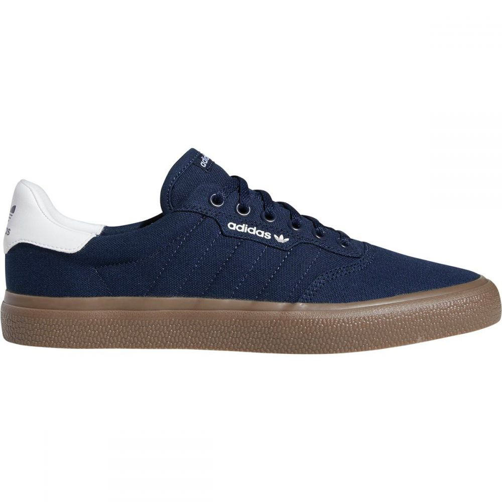 アディダス Adidas メンズ スニーカー シューズ・靴【3MC Shoe】Collegiate Navy/Collegiate Navy/White