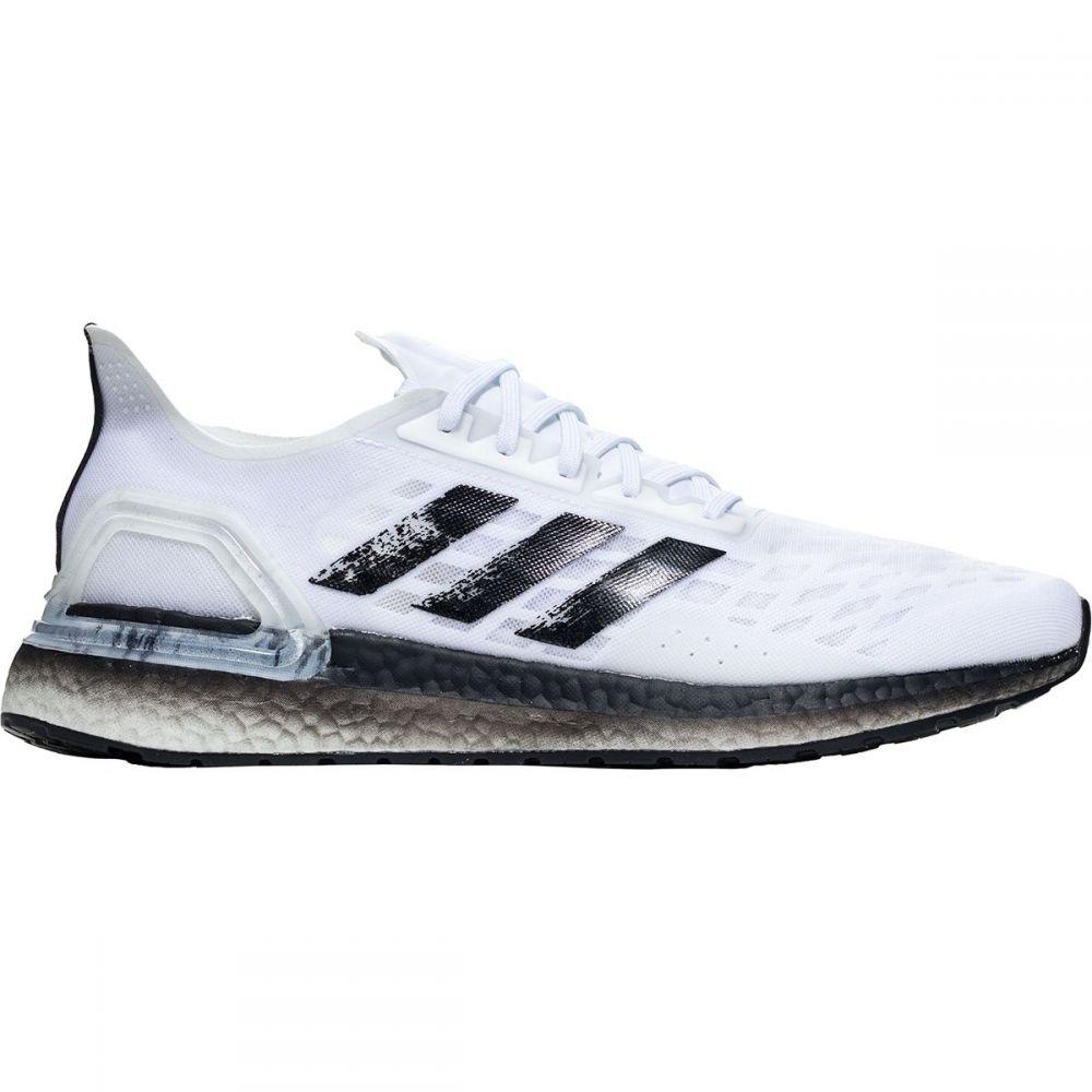 アディダス Adidas メンズ ランニング・ウォーキング シューズ・靴【Ultraboost PB Shoe】White/Core Black/Dash Grey