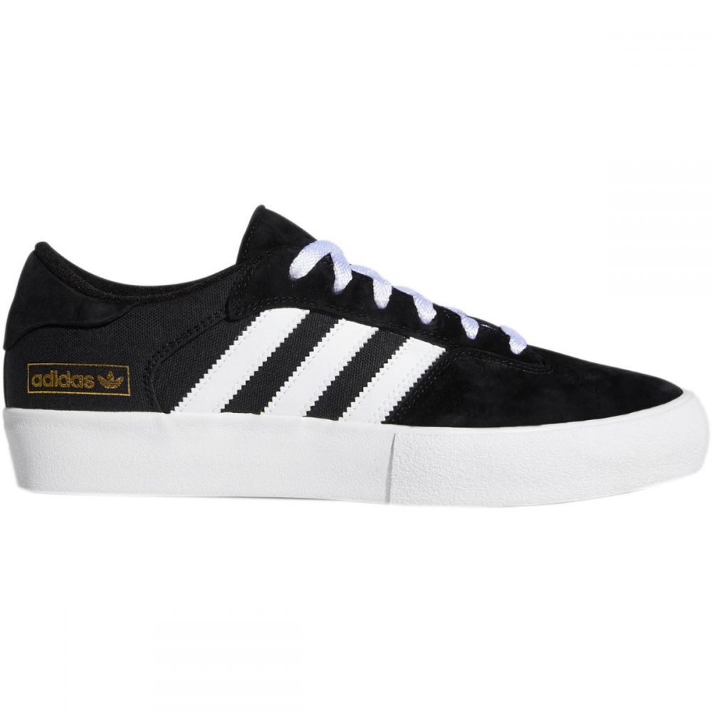 アディダス Adidas メンズ スニーカー シューズ・靴【Matchbreak Super Shoe】Core Black/Ftwr White/Gold Metallic