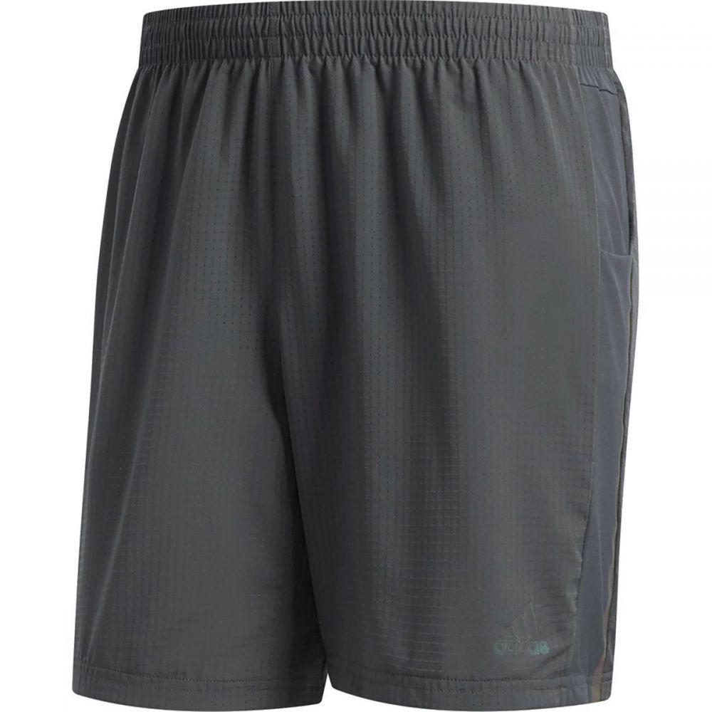 アディダス Adidas メンズ ランニング・ウォーキング ショートパンツ ボトムス・パンツ【Saturday Short】Grey Six