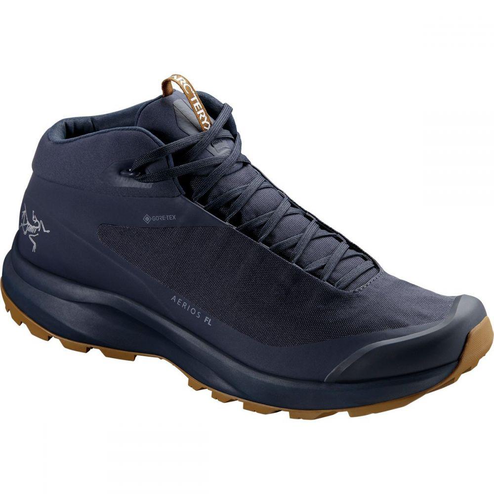 アークテリクス Arc'teryx メンズ ハイキング・登山 ブーツ シューズ・靴【Aerios FL GTX Mid Hiking Boot】Cobalt Moon/Yukon