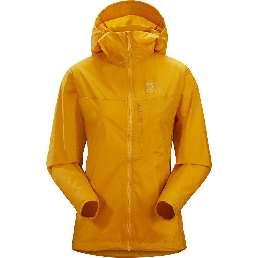 アークテリクス Arc'teryx レディース ジャケット フード アウター【Squamish Hooded Jacket】Quantum
