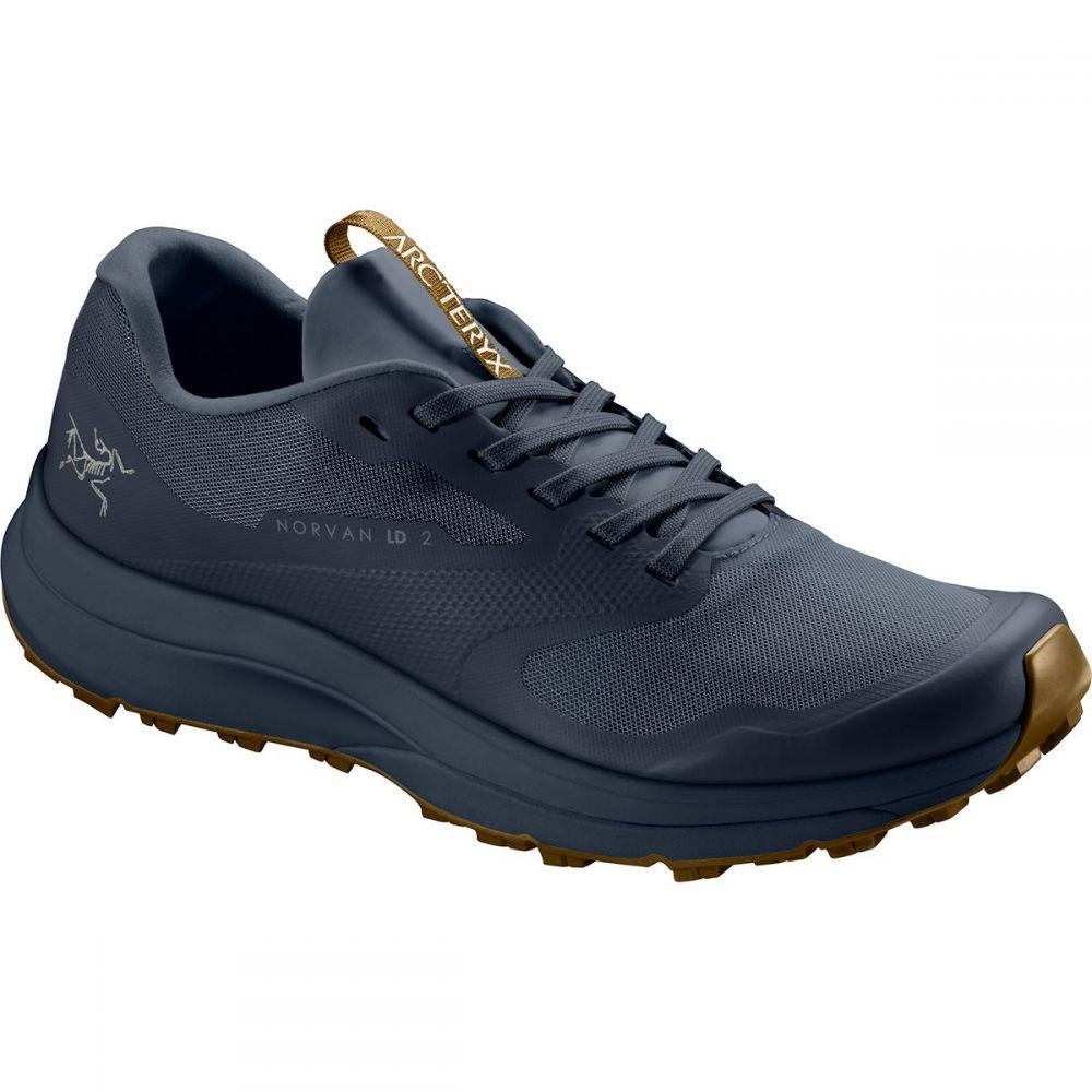 アークテリクス Arc'teryx メンズ ランニング・ウォーキング シューズ・靴【Norvan LD 2 Trail Running Shoe】Exosphere/Yukon
