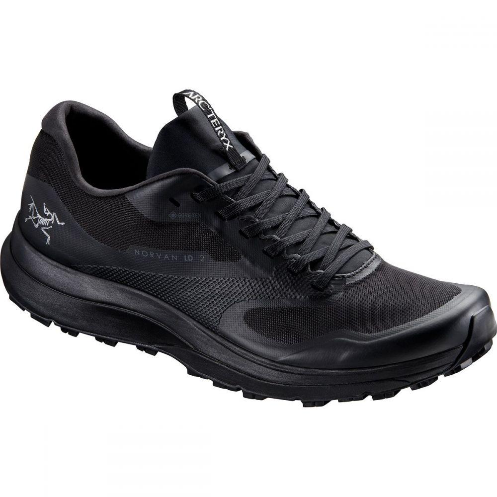 アークテリクス Arc'teryx メンズ ランニング・ウォーキング シューズ・靴【Norvan LD 2 GTX Trail Running Shoe】Black/Black