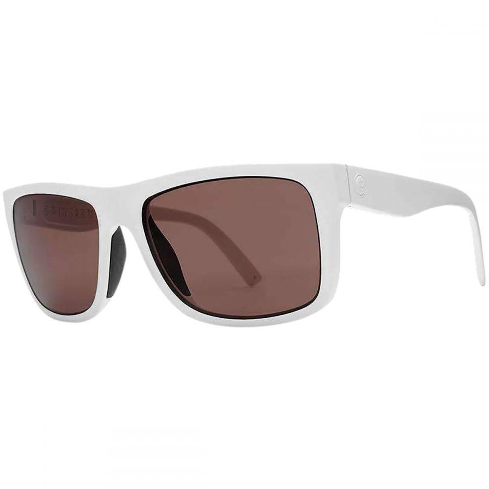 エレクトリック Electric メンズ メガネ・サングラス 【Swingarm S Sunglasses】Matte White-Rose Plus