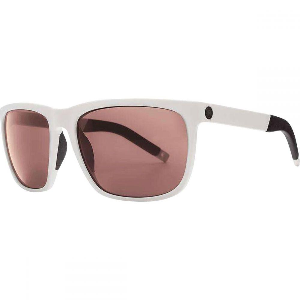 エレクトリック Electric メンズ メガネ・サングラス 【Knoxville Sunglasses】Matte White/Rose+