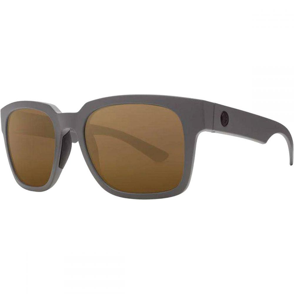 エレクトリック Electric レディース メガネ・サングラス 【Zombie S Sunglasses】Matte Grey/Bronze+
