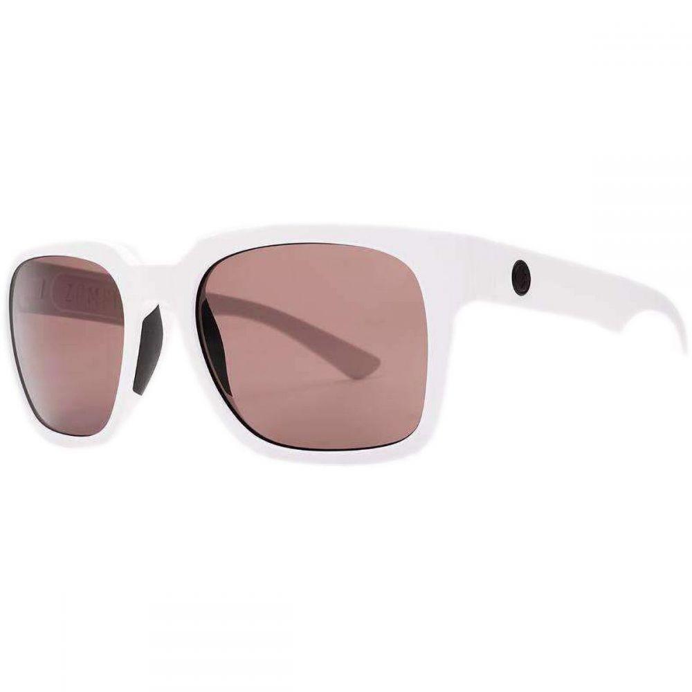 エレクトリック Electric レディース メガネ・サングラス 【Zombie S Sunglasses】Matte White/Rose+