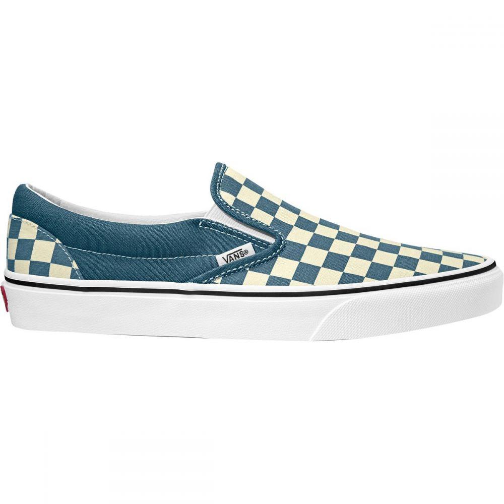 ヴァンズ Vans メンズ スリッポン・フラット シューズ・靴【Classic Slip - On Shoe】Blue Mirage/True White