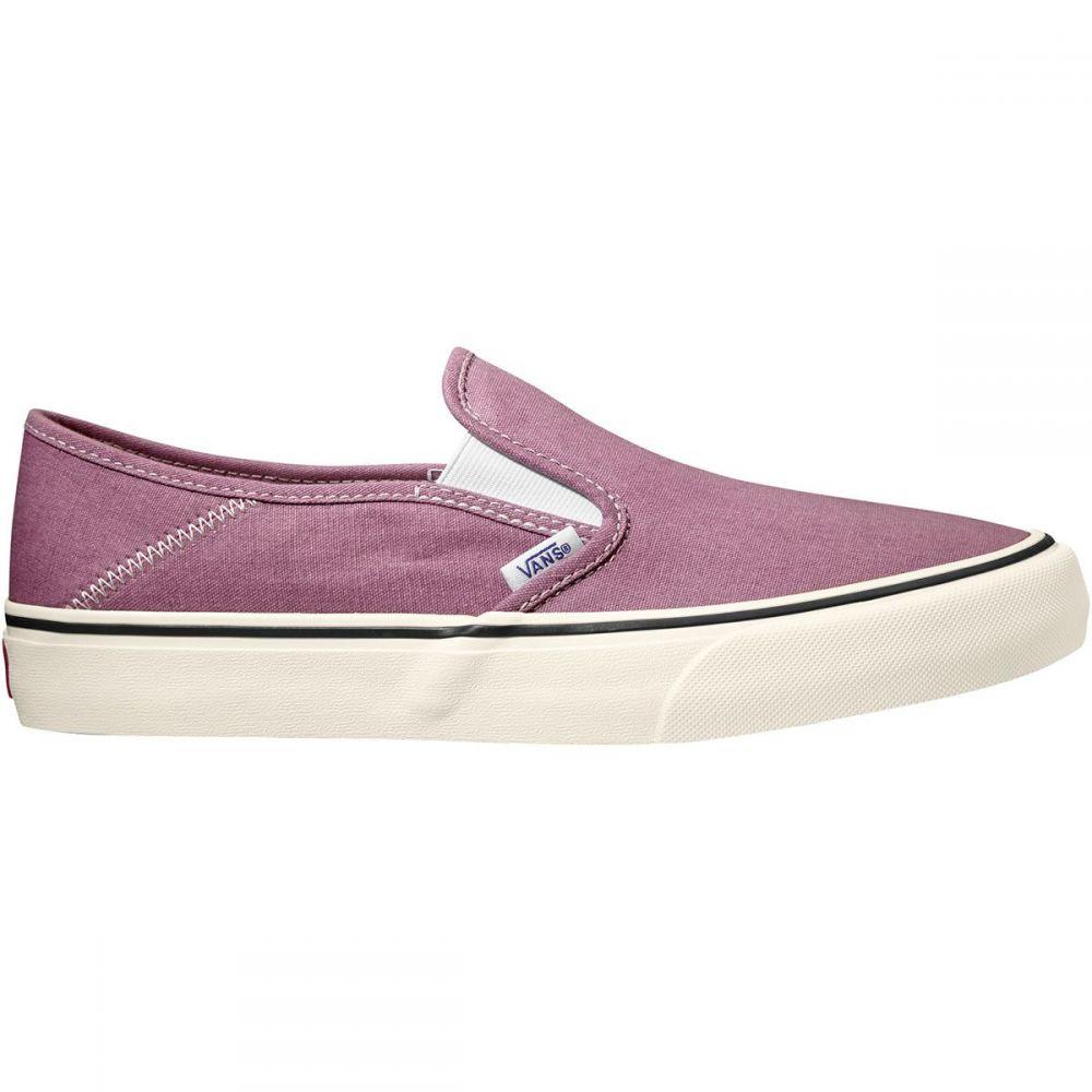 ヴァンズ Vans メンズ スリッポン・フラット シューズ・靴【Slip - On SF Shoe】Mellow Mauve/Marshmallow