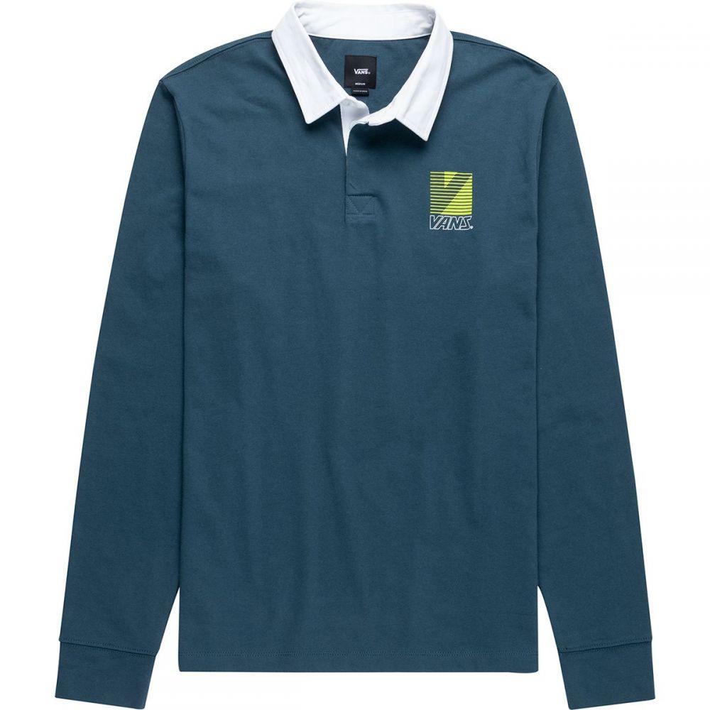 ヴァンズ Vans メンズ ポロシャツ トップス【Retro Sport Long - Sleeve Polo Shirt】Stargazer