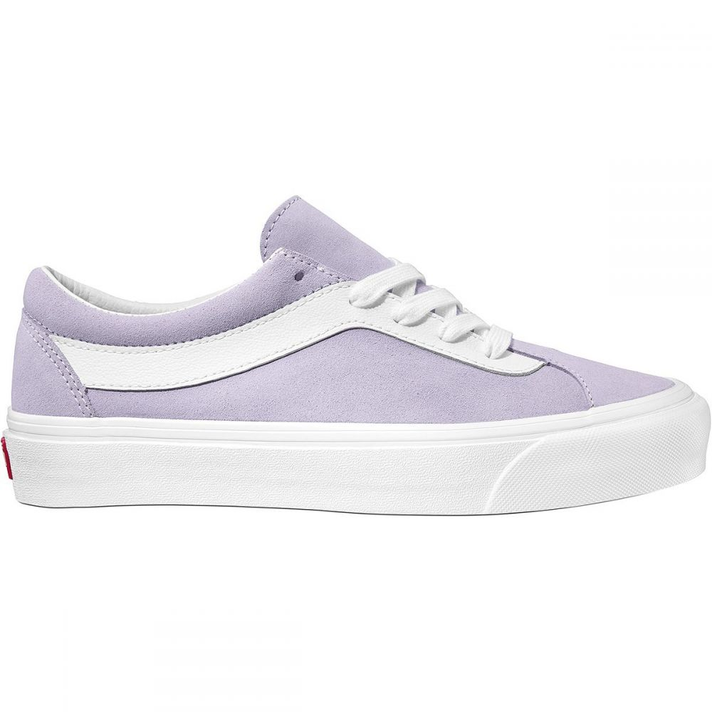 ヴァンズ Vans レディース スニーカー シューズ・靴【Bold NI Shoe】Lavender Blue/True White