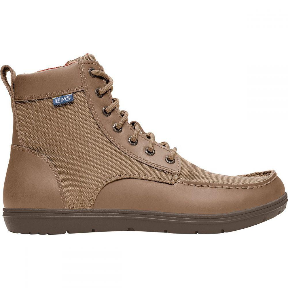 レムシューズ Lems レディース ブーツ シューズ・靴【Boulder Boot】Brown