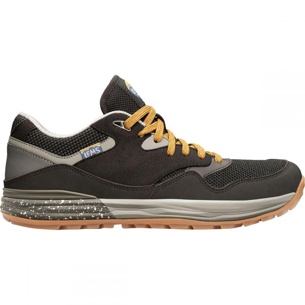 レムシューズ Lems メンズ スニーカー シューズ・靴【Trailhead V2 Sneaker】Onyx
