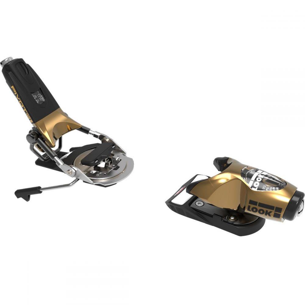 ルック Look レディース スキー・スノーボード ビンディング【Pivot 15 GW Ski Binding】Gold