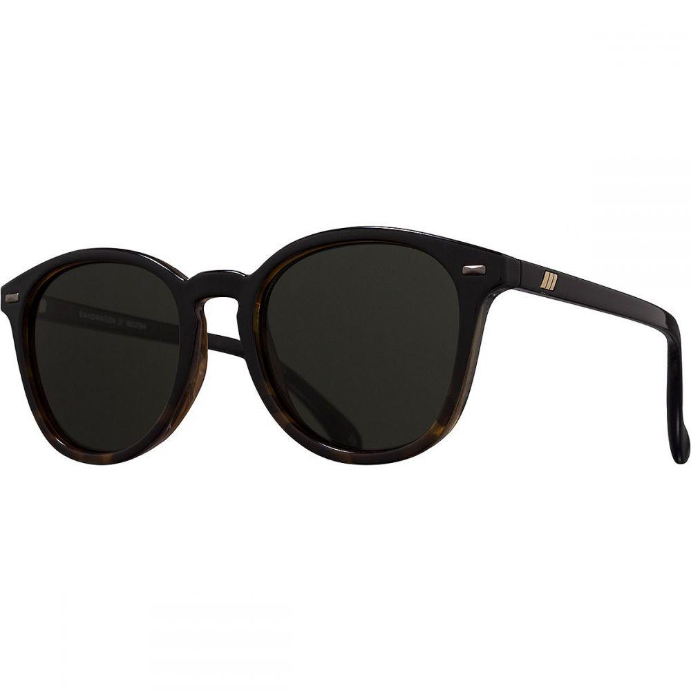 ル スペックス Le Specs レディース メガネ・サングラス 【Bandwagon Sunglasses】Black Tort