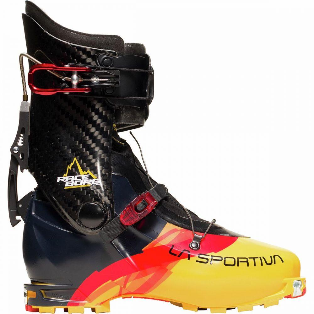 ラスポルティバ La Sportiva レディース スキー・スノーボード ブーツ シューズ・靴【Raceborg Alpine Touring Boot】Black/Yellow