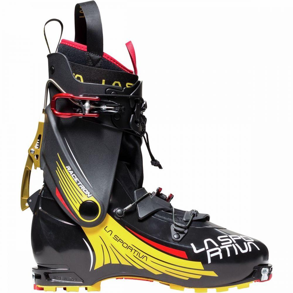 ラスポルティバ La Sportiva レディース スキー・スノーボード ブーツ シューズ・靴【Racetron Alpine Touring Boot】Black/Yellow