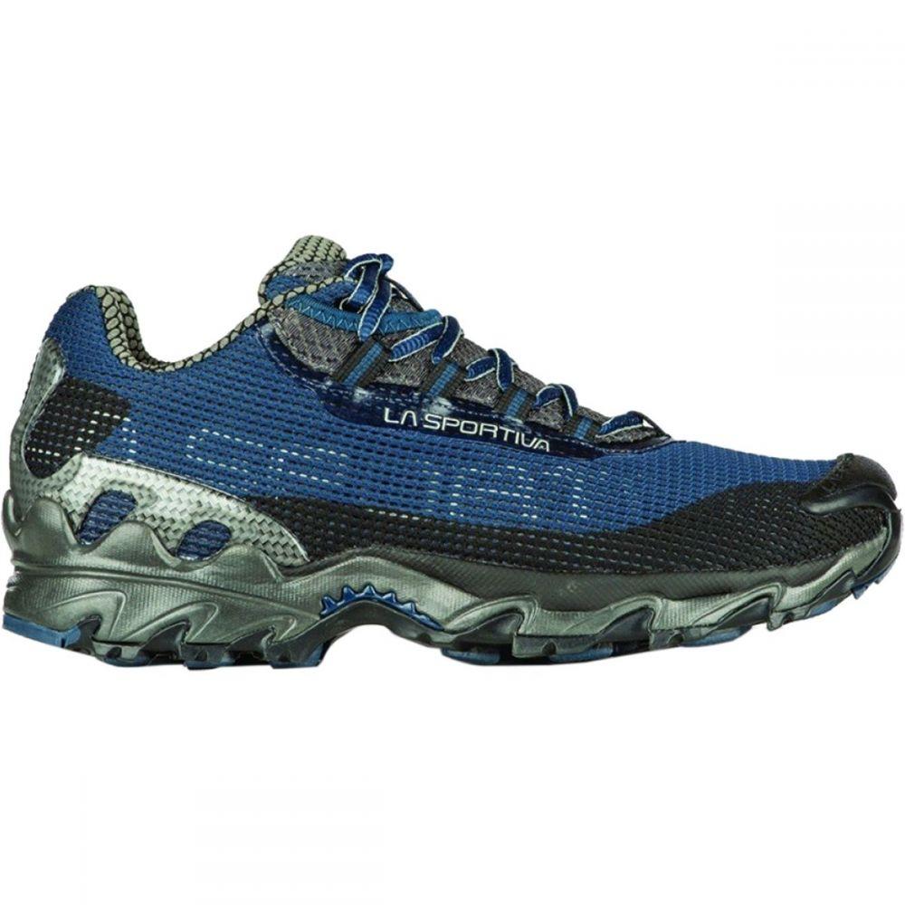 ラスポルティバ La Sportiva メンズ ランニング・ウォーキング シューズ・靴【Wildcat Trail Running Shoe】Carbon/Opal