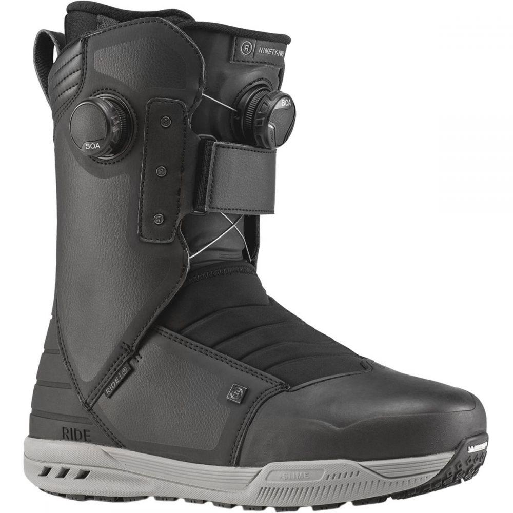 ライド Ride メンズ スキー・スノーボード ブーツ シューズ・靴【92 Boa Snowboard Boot】Black