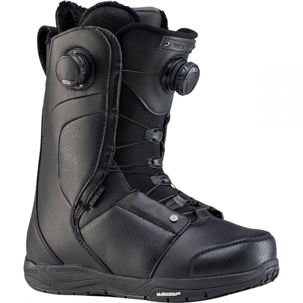 ライド Ride レディース スキー・スノーボード ブーツ シューズ・靴【Cadence Focus Boa Snowboard Boot】Black