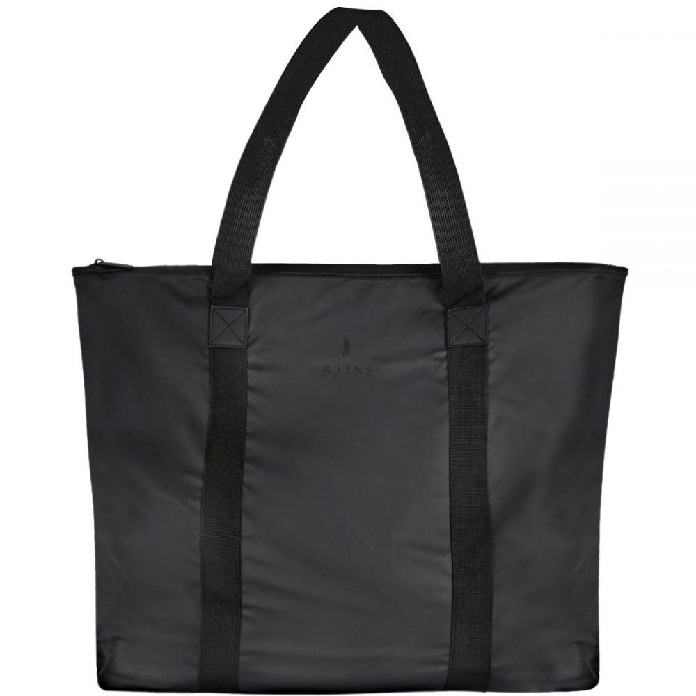 レインズ Rains レディース トートバッグ バッグ【Tote Bag】Black