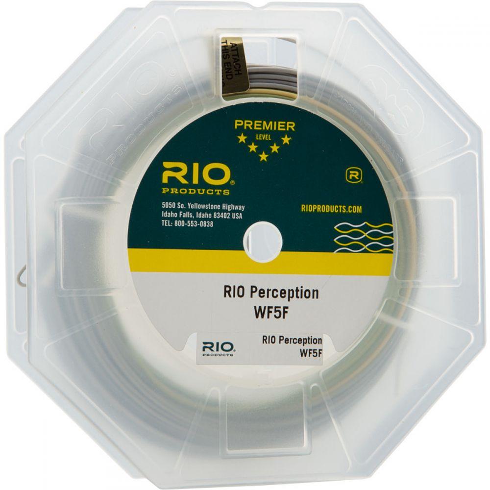 リオ RIO レディース 釣り・フィッシング 【Perception Fly Line】Camo/Tan/Grey