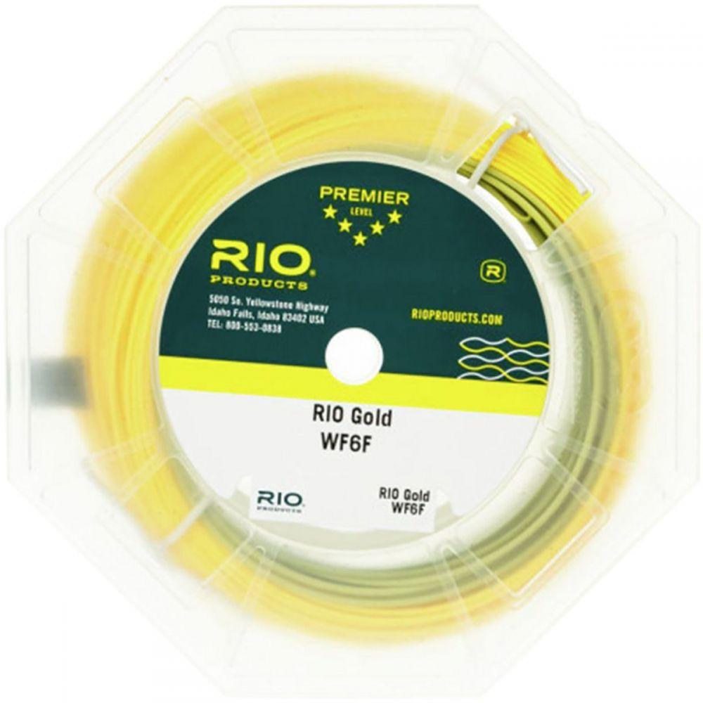 リオ RIO レディース 釣り・フィッシング 【Gold Fly Line】Moss/Gold