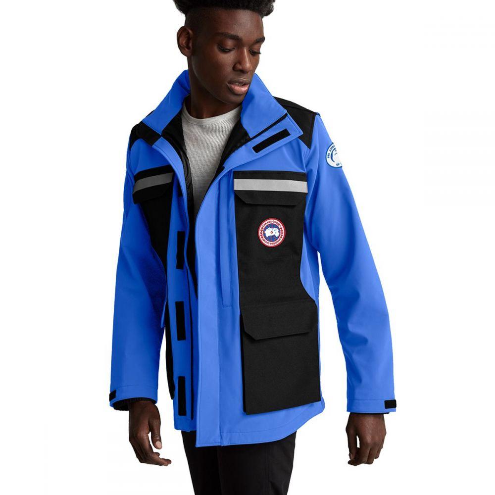 カナダグース Canada Goose メンズ ジャケット アウター【PBI Photojournalist Jacket】Royal Pbi Blue