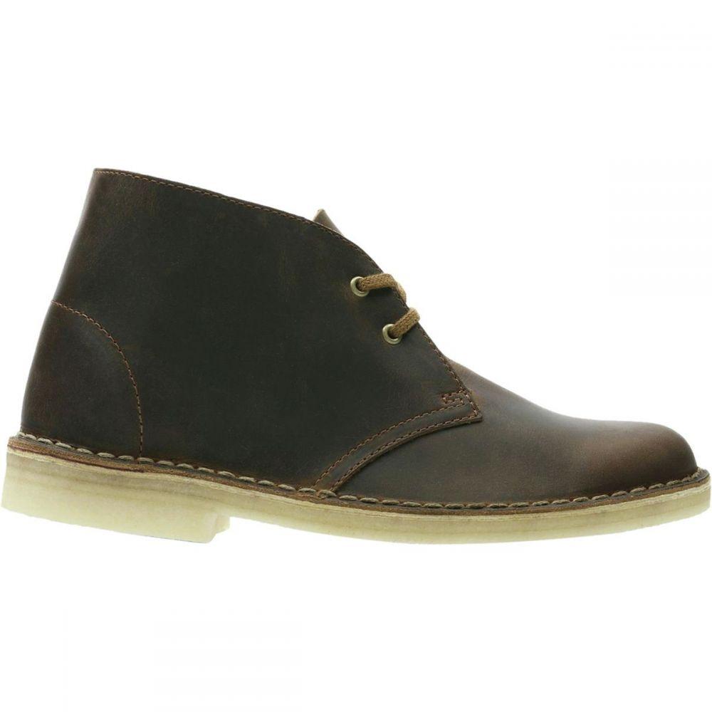 クラークス Clarks レディース ブーツ シューズ・靴【Desert Boot】Beeswax