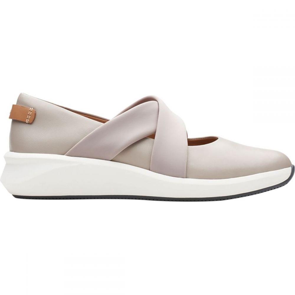 クラークス Clarks レディース シューズ・靴 【Un Rio Cross Shoe】Stone Leather