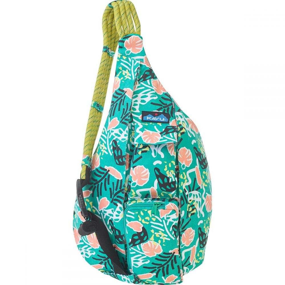 カブー KAVU レディース ボディバッグ・ウエストポーチ ボディバッグ バッグ【Rope Bag】Jungle Party