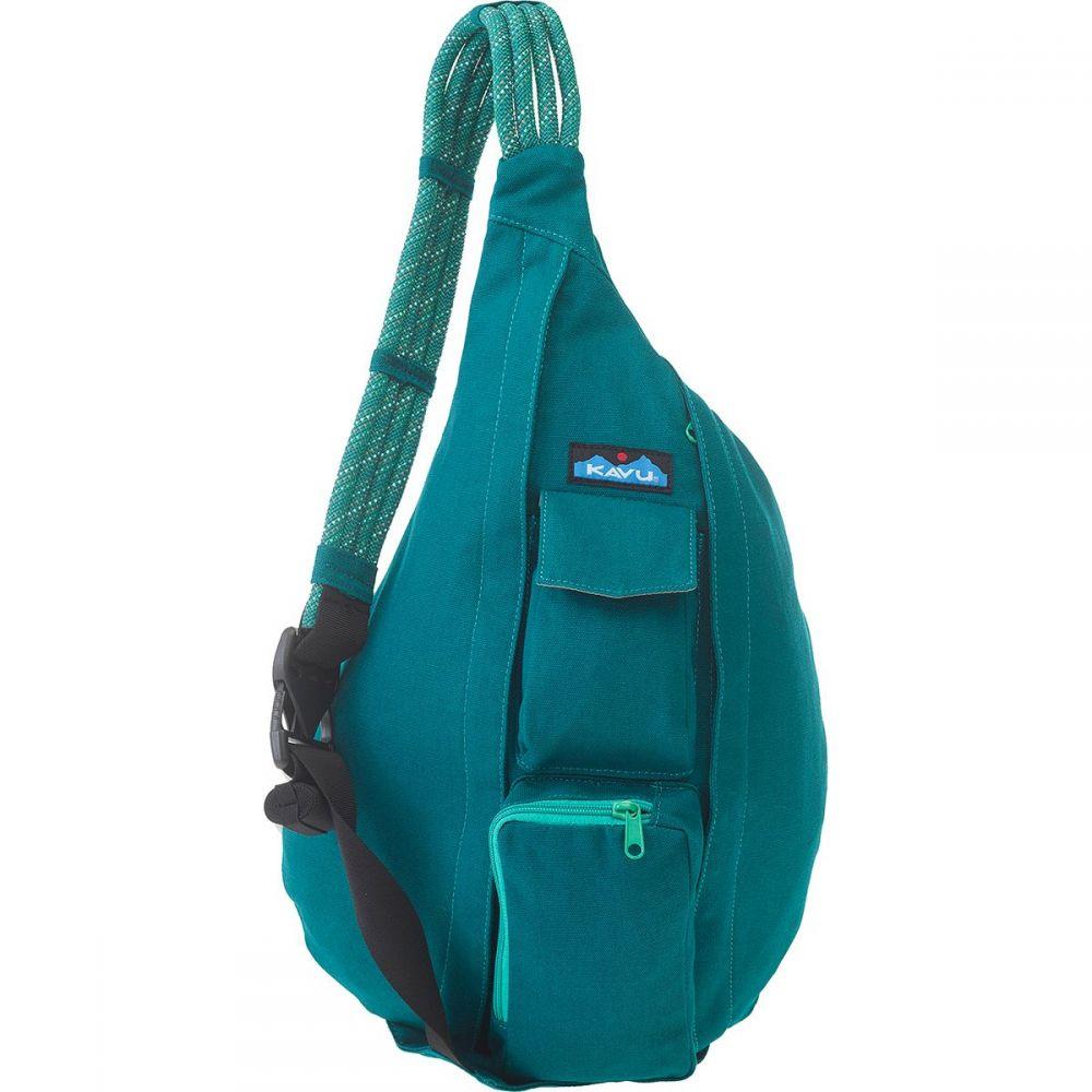 カブー KAVU レディース ボディバッグ・ウエストポーチ ボディバッグ バッグ【Rope Bag】Paradise Green