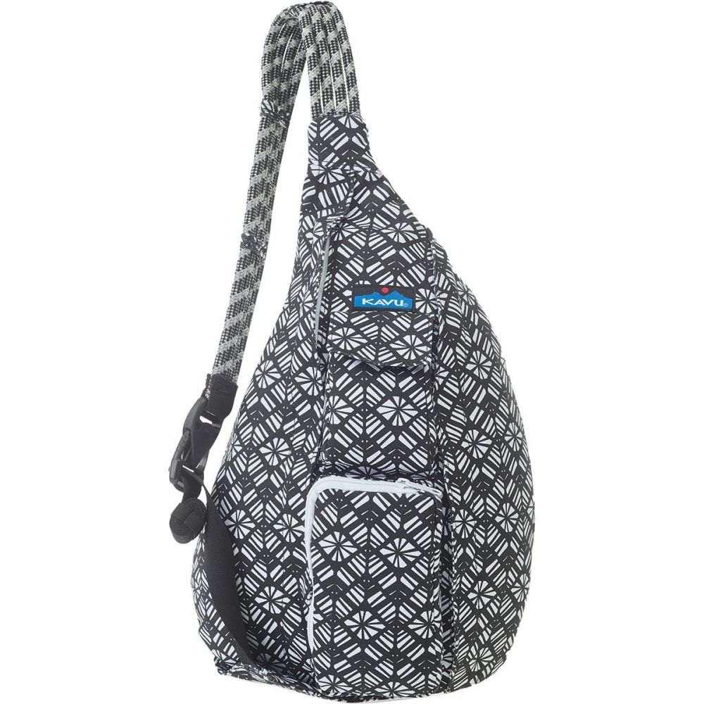 カブー KAVU レディース ボディバッグ・ウエストポーチ ボディバッグ バッグ【Rope Bag】Static Rhombus