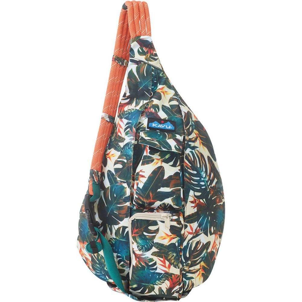 カブー KAVU レディース ボディバッグ・ウエストポーチ バッグ【Rope Sling Pack】Island Canopy