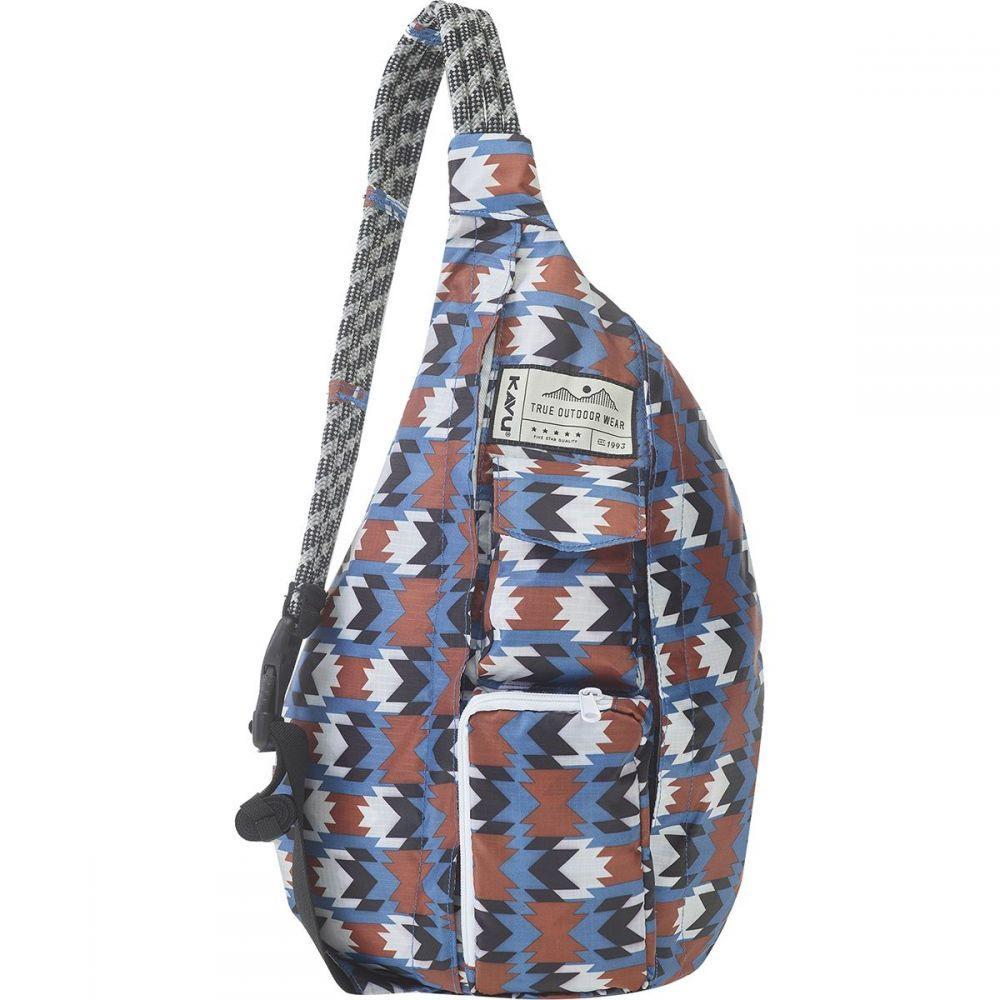 カブー KAVU レディース ボディバッグ・ウエストポーチ バッグ【Rope Pack Sling Bag】Moab