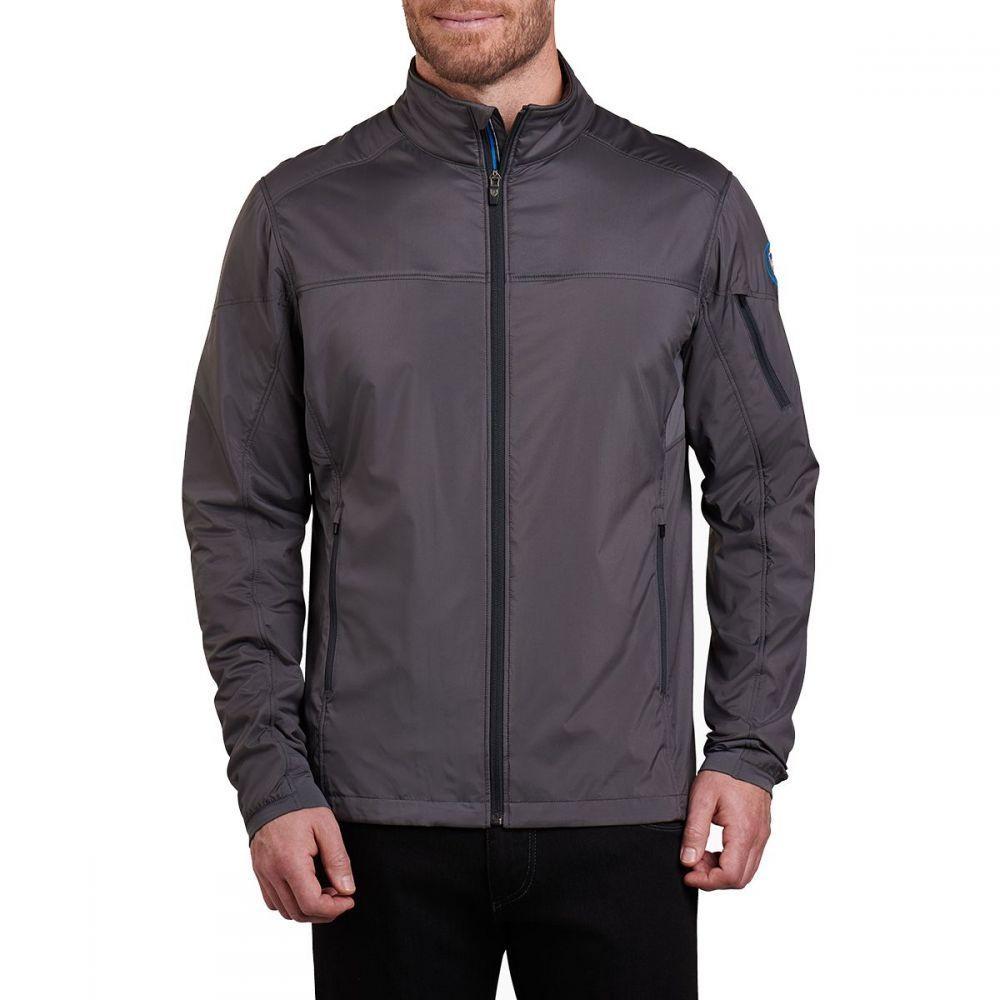 キュール KUHL メンズ ジャケット アウター【Aero Lite Insulated Jacket】Carbon