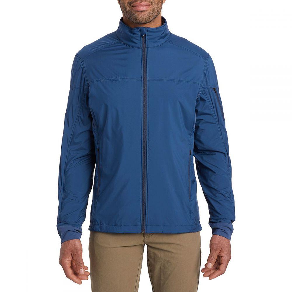 キュール KUHL メンズ ジャケット アウター【Aero Lite Insulated Jacket】Storm Blue